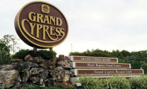 Отель The Villas of Grand Cypress в Орландо