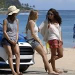 Пляжный отдых в США