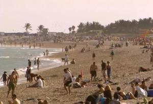 Пляж_в_США_фото
