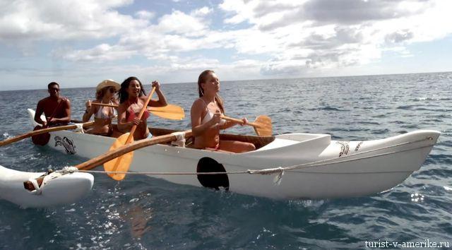 Туристы_на_Гавайях