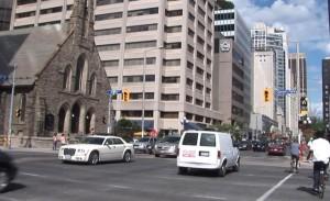 Улица_Торонто_Канада