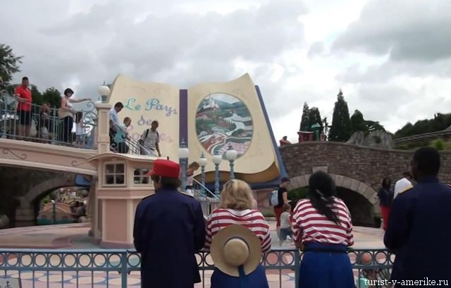 Экскурсия_в_Disneyland