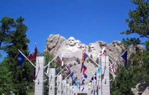 Mt Rushmore __ Гора Рашмор