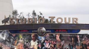 Universal Studios Hollywood - Studio Tour