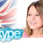 Учи английский по скайпу с носителем!