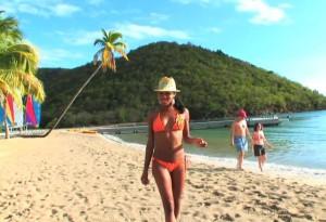 На_пляже_Антигуа