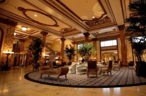 Холл_отеля_Fairmont San Francisco