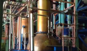 Foursquare Rum Distillery, Barbados]