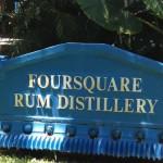 Фабрика по производству рома Foursquare rum distillery