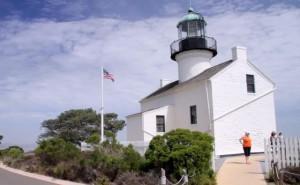 San Diego_маяк
