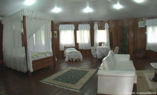 Номер_Бутик-отель Башни Ариау