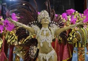 Бразилия_карнавал