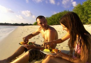 Завтрак_на_пляже_Коста_Рики