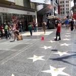 Аллея славы (звёзд) в Голливуде