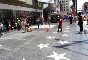 Лос-Анджелес - Голливуд и Аллея славы
