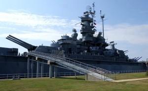 США_Мобил_Алабама_Battleship_Memorial_Park