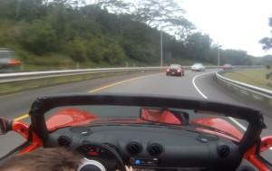 1H3 Highway in Hawaii