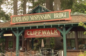 Capilano Suspension BridgeVancouver, Canada