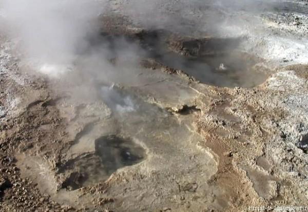 El Tatio Geysers Atacama Desert