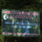 Парк Ла Амистад