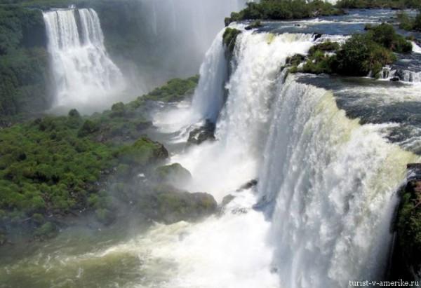 Водопад_Бразилия