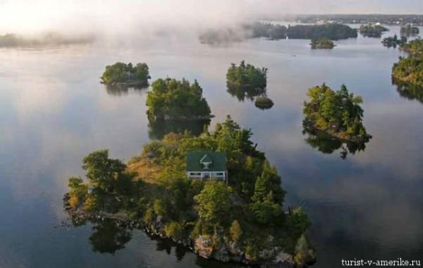 Острова_Канады