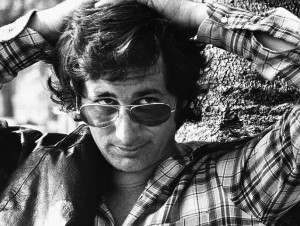 Film Director Stephen Spielberg, 1973