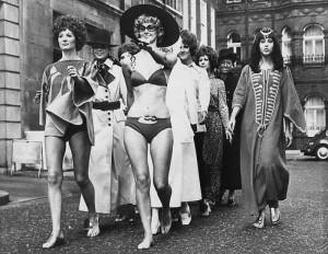 Мода 60-70х в Америке
