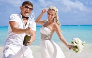 Романтическая свадьба в Доминикане  (2)