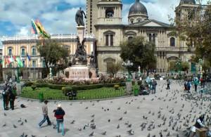 Bolivia - La Paz,Bus tour - South America
