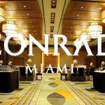 Отель Conrad Miami. Флорида
