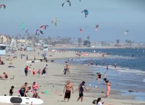 Los Angeles_пляж