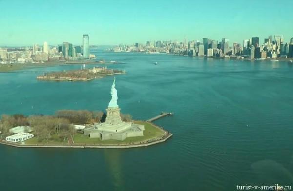 New_York_City_Статуя_Свободы_фото