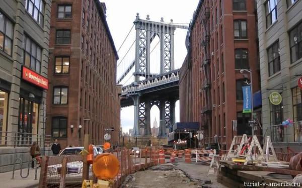 Улица_в_Нью_Йорке_фото