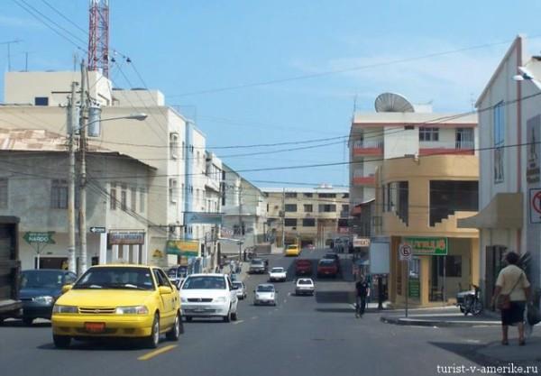 Улицы_MANTA -_ECUADOR