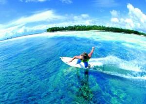 Гавайи_серфинг