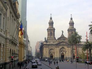 кафедральный_собор_в_Сантьяго_Чили