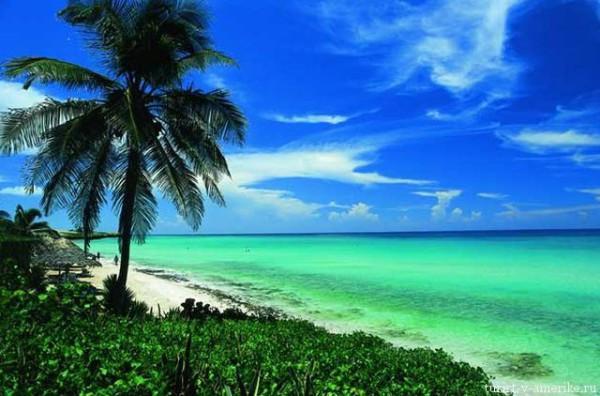 Пляж_на_Кубе