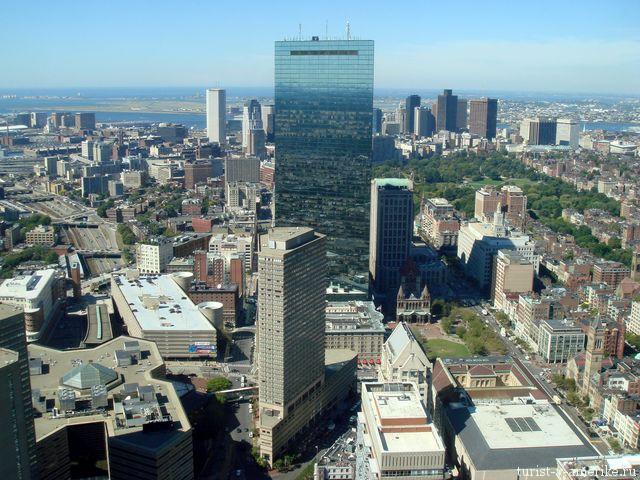Что посмотреть в Бостоне