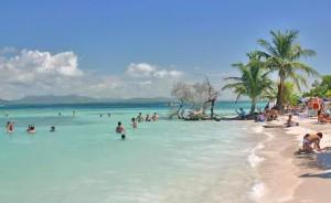 Пляж_Венесуэла