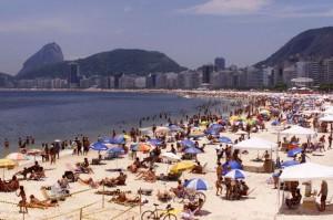 Пляж_Копакабана_Бразилия