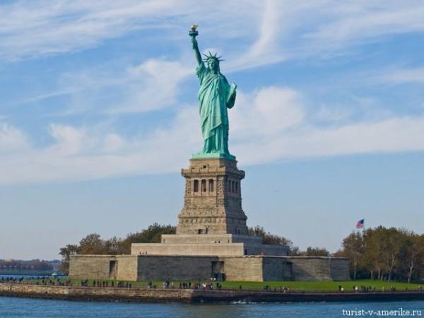 Нью-Йорк_Статуя_Свободы