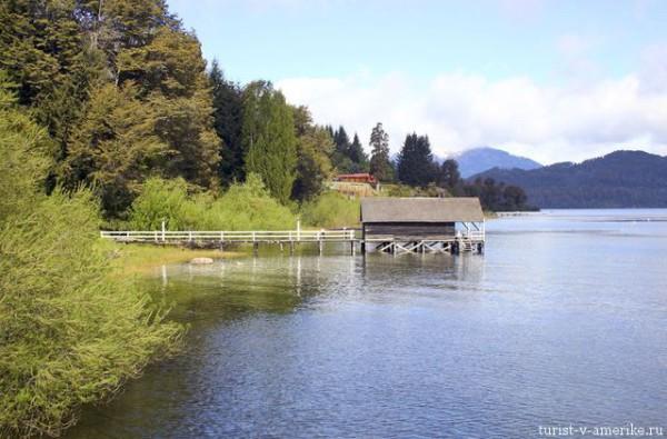 Озеро_Науль-Уапи