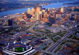 Интересные места Детройта