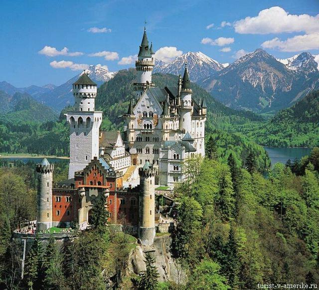 Увлекательные туры в Германию круглый год