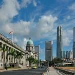Достопримечательности Сингапура-«Золотой» мост