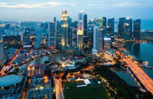 Сингапур_ночью