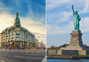 В Санкт-Петербург или в Нью-Йорк? Сравниваем цены и возможности