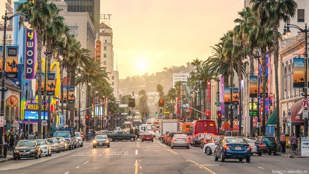 Лос-Анджелес (Калифорния)