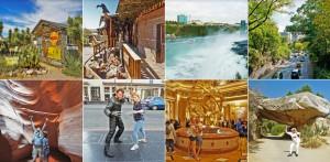 bodo travel - фотоотчеты о поезке в США